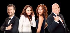 La ce rade romanul: Audientele TV ale emisiunilor de divertisment