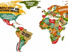 La ce se pricepe fiecare stat al lumii? Vezi la ce e cea mai buna Romania