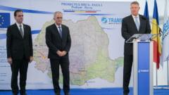 La inaugurarea statiei de la Podisor, Klaus Iohannis a declarat: Suntem pe drumul cel bun pentru a deveni hub energetic in realitate, nu doar in harti frumos colorate
