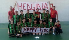 La mini-handbal, ora exacta in Romania se da la Medgidia
