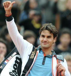 La multi ani, Roger Federer!