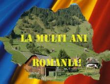 Imagini pentru la mulți ani românie