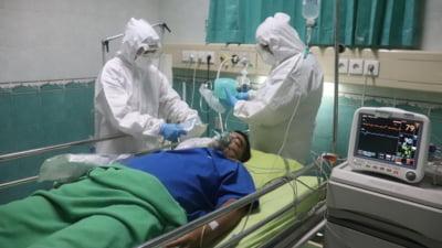 La nivel naţional, doar 12 paturi ATI au mai rămas libere pentru bolnavii de COVID-19. Câte locuri de terapie intensivă mai sunt în Capitală