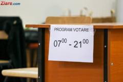 La o sectie de votare din orasul Galati s-a prezentat o singura persoana, la fel ca la europarlamentare. Cum e posibil