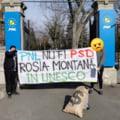 La presiunea publica, Guvernul reia, in ultimul moment, procedura pentru inscrierea Rosia Montana in Patrimoniul UNESCO