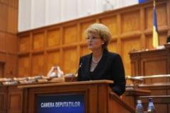 La propunerea deputatului PSD Mihaela Hunca, MEN va recalcula costul standard in functie de pregatirea profesorior si specificul scolilor