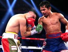 La revenirea in ring, Manny Pacquaio castiga titlul mondial WBO