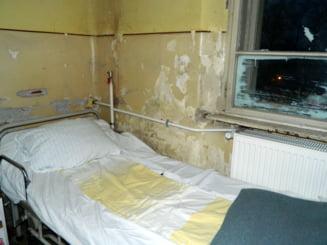 La spital, mai rau ca intr-un film de groaza: Conditii de neimaginat in Satu Mare (Galerie foto)