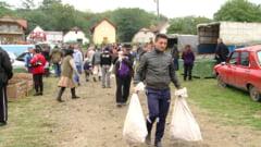 La targul de tara de la Beltiug, soldanii in greutate de 25 de kilograme s-au vandut la 125 de lei