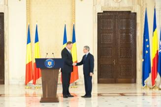 "La un an de la alegeri, Iohannis are ""guvernul sau"": Vom colabora foarte bine"