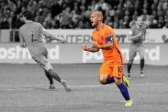 La un an de la retragere, Wesley Sneijder ar putea reveni in activitate