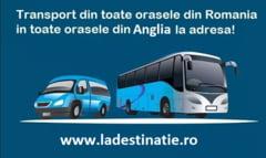 LaDestinatie.ro - transport Romania - Anglia si retur, la cel mai bun pret