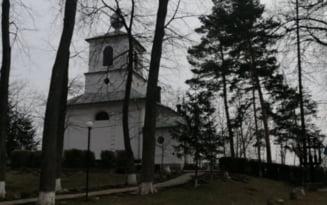 Lacasul de cult din judetul Botosani care ascunde o poveste tragica