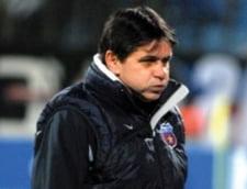 Lacatus, suspendat cu FC Brasov (Audio)