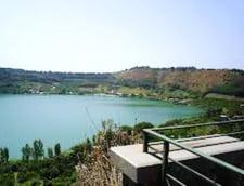 Lacul Avernus din Italia, poarta de intrare spre lumea de dincolo