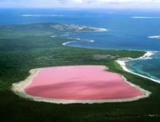 Lacul Hillier Australia