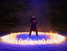Lacul Lebedelor in interpretarea The Imperial Ice Stars