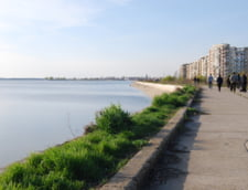 Lacul Morii, lacul mortii: Cadavrul unei femei a fost gasit plutind in apa