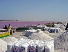 Lacul Rosu, in varianta africana, in Senegal