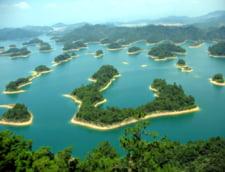Lacul ecologic cu peste 1.000 de insule (Galerie foto - I)