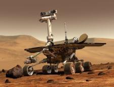 Lacuri subterane cu apa lichida, descoperite pe Marte