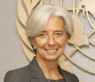 Lagarde, FMI: Europa poate evita recesiunea anul acesta
