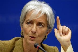 Lagarde: FMI s-a schimbat, nu mai facem acest lucru