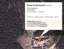 Lagarele de concentrare din Coreea de Nord au primit ratinguri pozitive pe Google Maps