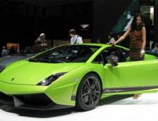Lamborghini este cea mai poluanta masina