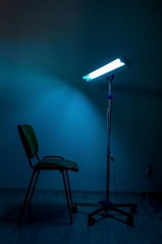 Lampile UV si siguranta personalului care lucreaza la birou