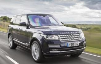Land Rover lanseaza un rival pentru Mercedes-Benz S-Class
