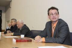 Lansare de carte la Universitatea din Oradea