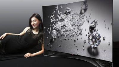 Lansare extravaganta: Televizorul cu cristale Swarovski