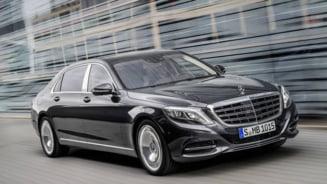 Lansare la Los Angeles: Mercedes-Maybach S600, pentru oligarhul din tine