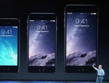 Lansarea iPhone 6: Apple a dezvaluit cele doua noi telefoane
