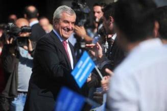 Lansarea lui Tariceanu, vineri la Parlament
