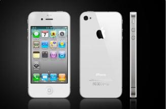 Lansarea variantei pe alb a iPhone 4 a fost din nou amanata