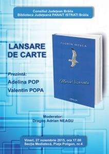 Lansari de carte: *Marea visareala* si *Fior decadent*