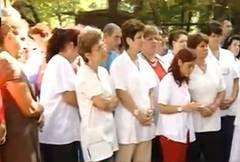 Lant uman pentru salvarea Institutului Cantacuzino - petitie catre Iohannis (Video)