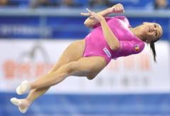 Larisa Iordache in finalele pe aparate la Mondialele de gimnastica LIVE
