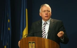 Laszlo Borbely si-a dat demisia. Ungureanu - ministru interimar al Mediului