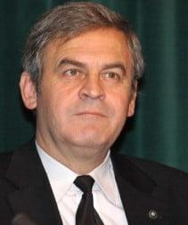 Laszlo Tokes, cap de lista la UDMR, de europarlamentare