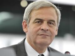 """Laszlo Tokes a vorbit, in prezenta unor invitati catalani, despre autonomia """"pe mai multe niveluri"""" a maghiarilor din Transilvania"""