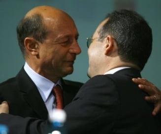 Laudatio pentru Boc - prezinta Traian Basescu (Opinii)