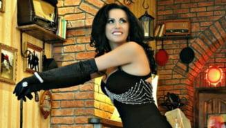 Laura Bota, cunoscuta pentru pictoriale sexy, a ajuns in varful PDL