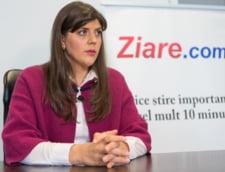 Laura Codruta Kovesi: Nu a existat sectie pentru magistrati in DNA!