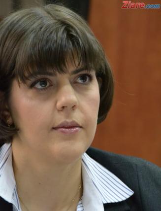 Laura Codruta Kovesi: Proiectul nou este mai rau, lipseste de relevanta lupta impotriva coruptiei