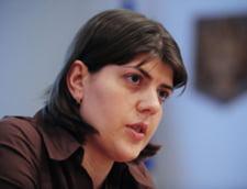Laura Codruta Kovesi: Revocarea lui Papici a creat o vulnerabilitate in DNA (Video)