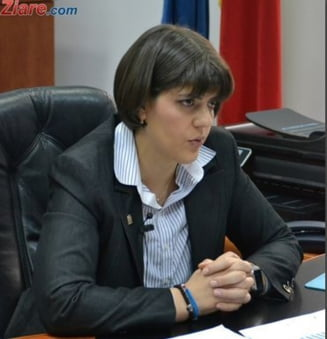Laura Codruta Kovesi, acuzata ca a plagiat in doctorat: Prima reactie a sefei DNA