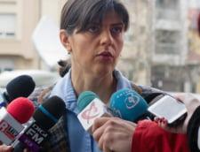 Laura Codruta Kovesi, atacata de agentii firmei Black Cube